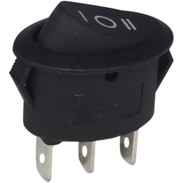 Oval aktif di Rocker Switch