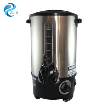 Distribuidor de caldeira de água quente elétrica de novo design profissional de OEM em aço inoxidável 8/10/12/16/20/30/35 litros