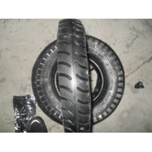 Rueda de caucho, Neumático para carretilla 4.00-8 Neumático para carretilla