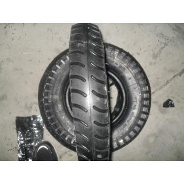 Резиновое колесо, шина колесной тележки 4.00-8 колесная тележка