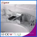 Mélangeur de douche de baignoire de robinet de bassin de cascade de la série 3004 de Fyeer