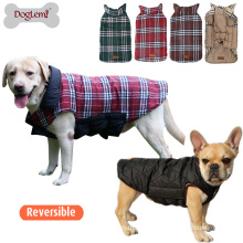 Fashion Outdoor Pets Clothes Dog Coats winter warm Jackets for dog cat