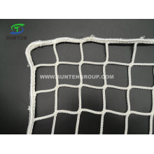 EU Standard White Color PP/Polyester Knotless Fall Arrest/Safety Catch Net, Cargo/Container Net, Sport Net in Construction Sites, Amusement Park