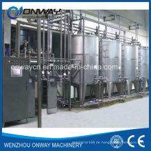 Edelstahl-CIP-Reinigungs-System Alkali-Reinigungsmaschine für die Reinigung in Ort industrielle Reinigungsmaschine