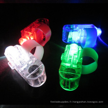 Faisceaux de lumières LED illuminent les jouets Faveurs du parti Fournitures