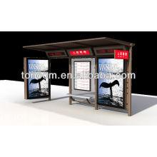 THC-26 refuge moderne standard avec abri de lumière