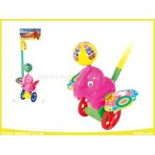 Sliding Toys Elephant Push Pull Plastic Toys for Kids