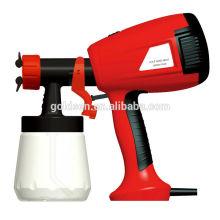 400W Mini HVLP Handgehaltene elektrische Spritzpistole Elektrische Farbe Sprayer Portable GW8176