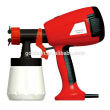 Hot Sale 400W Mini HVLP Hand Held Electric Spray Gun Electric Paint Sprayer GW8176