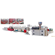 UPVC pipe manufacturing machine/UPVC pipe extruder