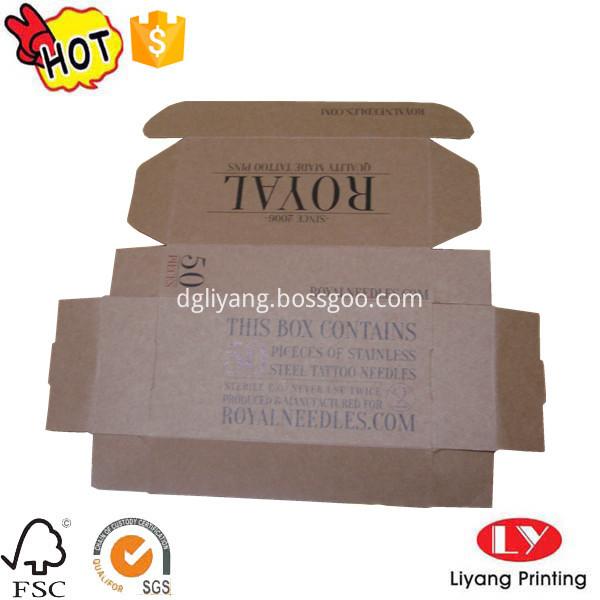 one piece box