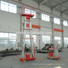 Best price !! Mobile electric lift window cleaning equipment lift