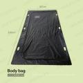 Leichensack aus PVC-Kunststoff mit Griff