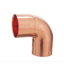 Industrial Grade Copper Welded Elbows