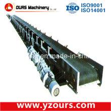 Sistema de correia transportadora profissional para linha de revestimento