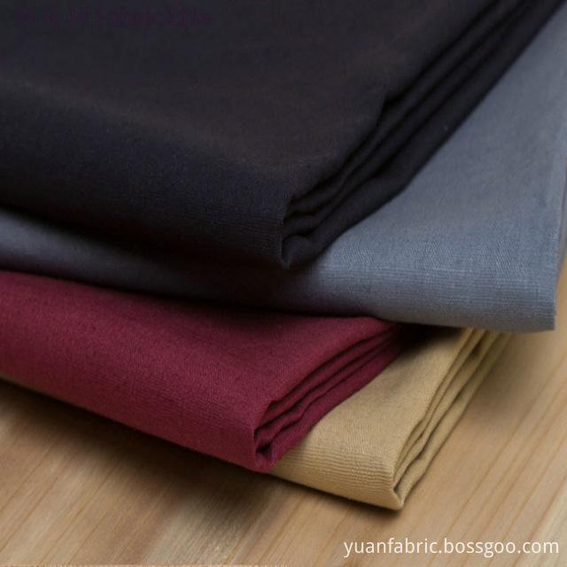 139 Textured Good Stretch Fabric Linen Cotton Spandex Blending Fabric Trousers Suit Coat Jpg 640x640