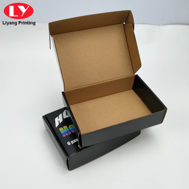 Wholesale Black Shipping Boxes
