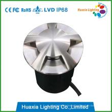 12V 5 Directions Lighting LED Inground Light