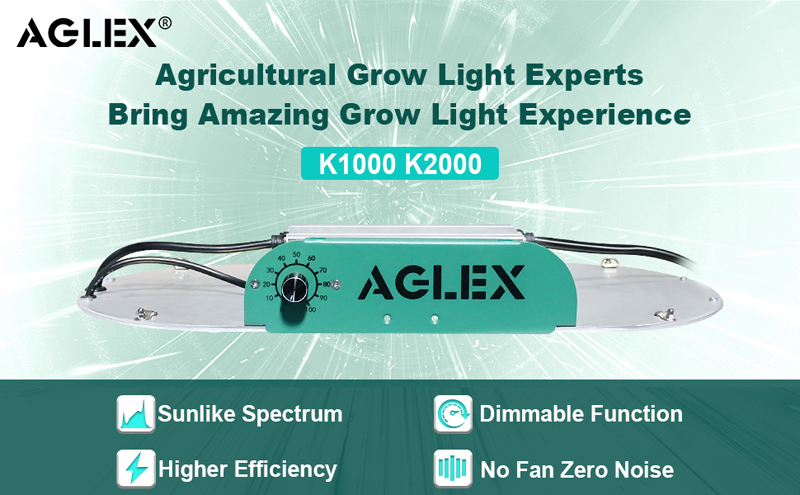 AGLEX LED Grow Light 1000w