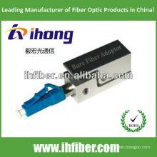 Adaptateur fibre optique LC / PC type carré avec boîtier métallique