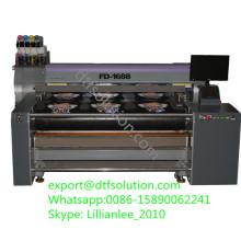 Imprimante de ceinture de Fd-1688, machine d'impression de vêtement