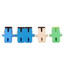 Sm / Mm Fiber Optical Sc Adapter