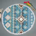 Roundie Shape Sexy Beach Towel Tapestry Suits Swim