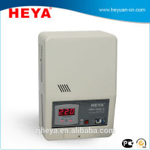 relay type wall mounted ac automatic voltage regulator