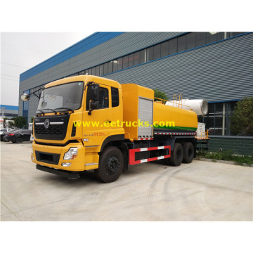 4500 galones DFAC Dust Prevention Tank Trucks