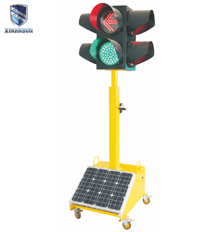 colorful signal light
