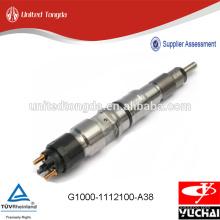 Yuchai Diesel injector for G1000-1112100-A38