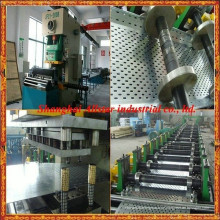 rolling steel profile roll forming machine , cable tray roll forming machine