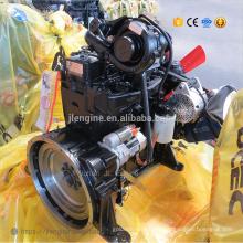 4BTA3.9-C100 Complete Engine 4BT 3.9L Engine assembly line