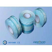 Bolsa de bobina de esterilización plana con varios tamaños