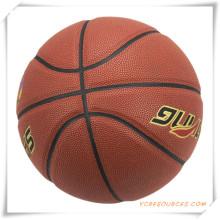 Moisture PU Material 8 Paneles Baloncesto de tamaño oficial para carreras (OS24006)