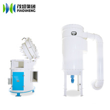 Air Jet Dust Collector Pulses Cleaning Machine During Grain and Pulses Factory