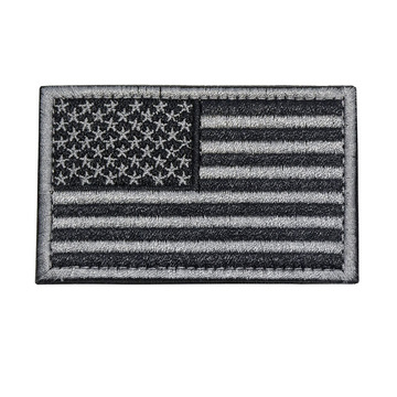 Taktis Moray USA Flag Embroidered Emblem