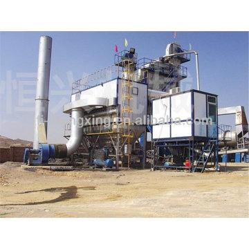 LB Série Intermitente Mandatory máquina de mistura de asfalto