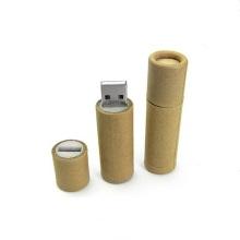 OEM-kundenspezifisches Logo-Recyclingpapier-Pen-Laufwerk