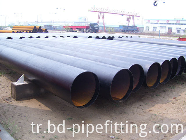 EFW CS Seamless Line Pipes