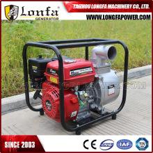 Bomba de agua de gasolina Cx30 6.5HP Power Magnum Honda 3 pulgadas