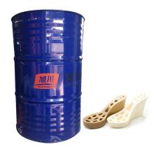 Espuma de resina de poliuretano líquida para la fabricación de plantillas.