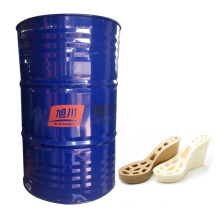 Liquid polyurethane resin foam for making insole