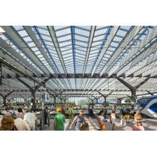 China Transparent Roofing Tiles Manufacturer