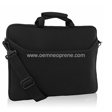 15inch Laptop Sleeve with shoulder strap and handle