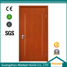 Customize Interior Flush UPVC Six Panel Door