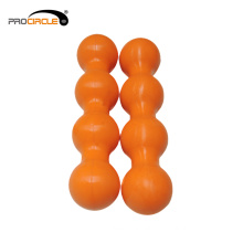 Wholesale Relaxing Muscle Double Silicone Massage Ball