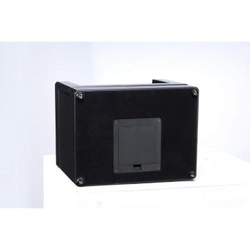 Silent Watch Winder Box Negro