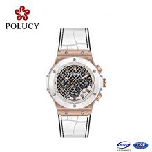 Fashion Watch Chronograph Movement Custom Watch