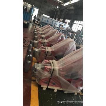Baggerseitiger Hydraulikschalter